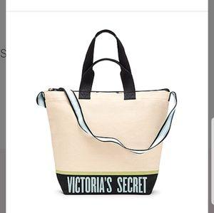 NEW, VICTORIA SECRET OVERNIGHT BAG